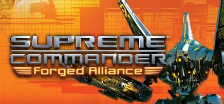 Supreme Commander: Forged Alliance (PC Steam) PL