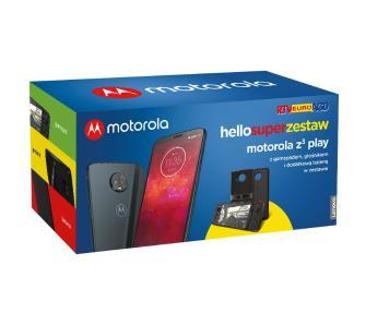 Motorola Moto Z3 Play + głośnik JBL + gamepad na oleole