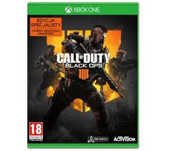 Call of Duty: Black Ops IV - Edycja Specjalisty Xbox One/PS4
