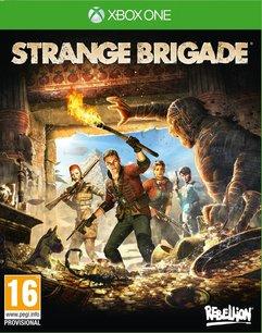 Strange Brigade PL Xbox One