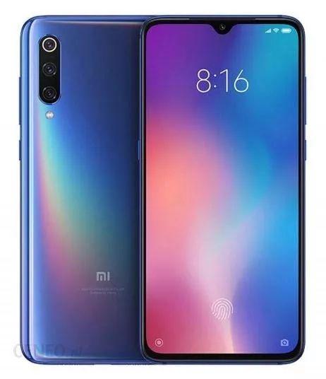 Xiaomi Mi 9 6/128 Niebieski z Polski Empik