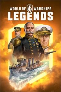 World of Warships: Legends - 3 dni premium + okręt XO/PS4