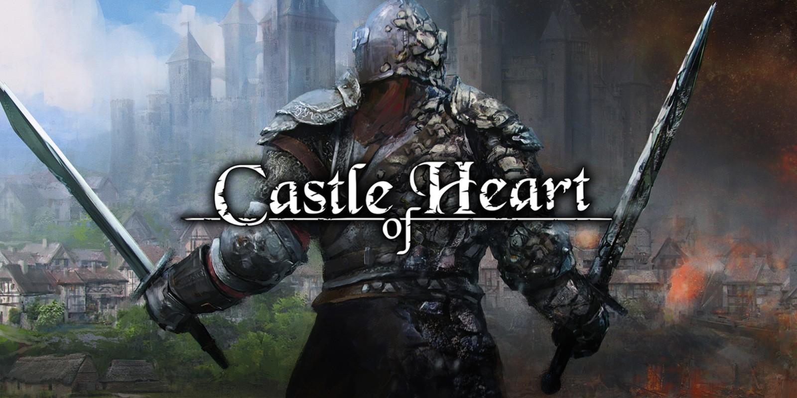 Castle of Heart Switch - Cała lista gier w Nintendo eShop