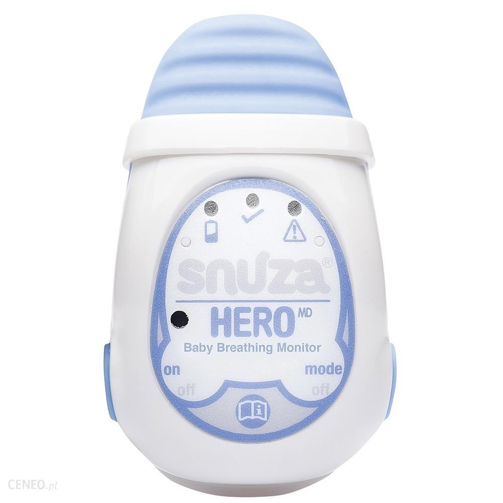 Przenośny monitor oddechu Snuza Hero MD