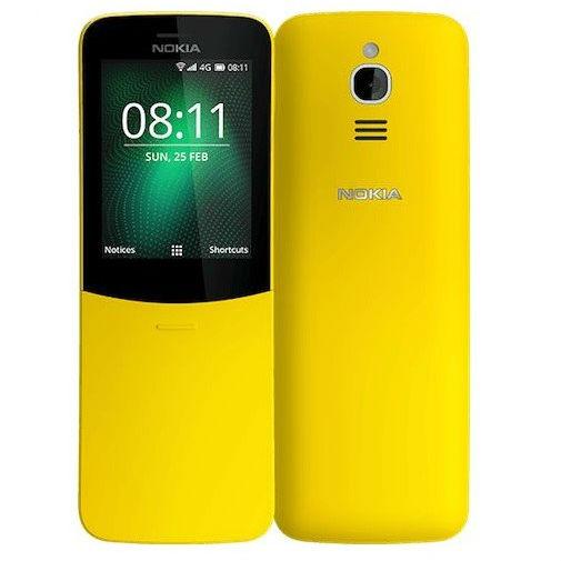 Telefon komórkowy  NOKIA 8110 dual sim 4G