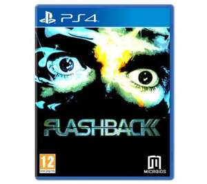 Flashback 25th Anniversary PS4