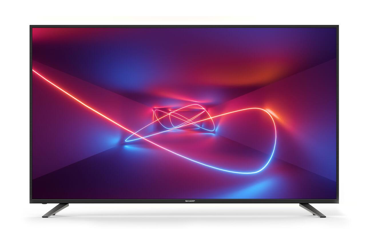"Telewizor 70"" LED SHARP Aquos LC-70UI7652E, 4K, HDR, 3xHDMI"