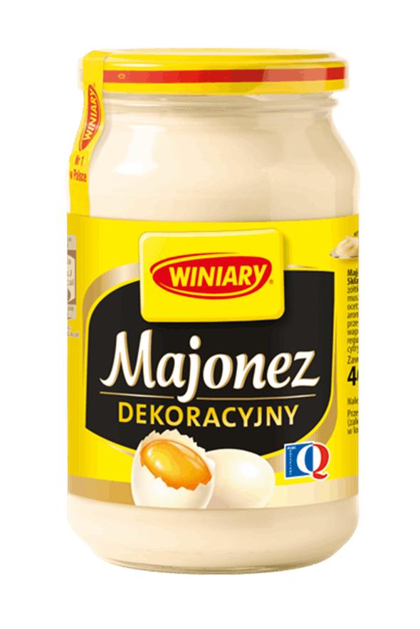 Majonez Winiary 400 ml [Kaufland Bydgoszcz]
