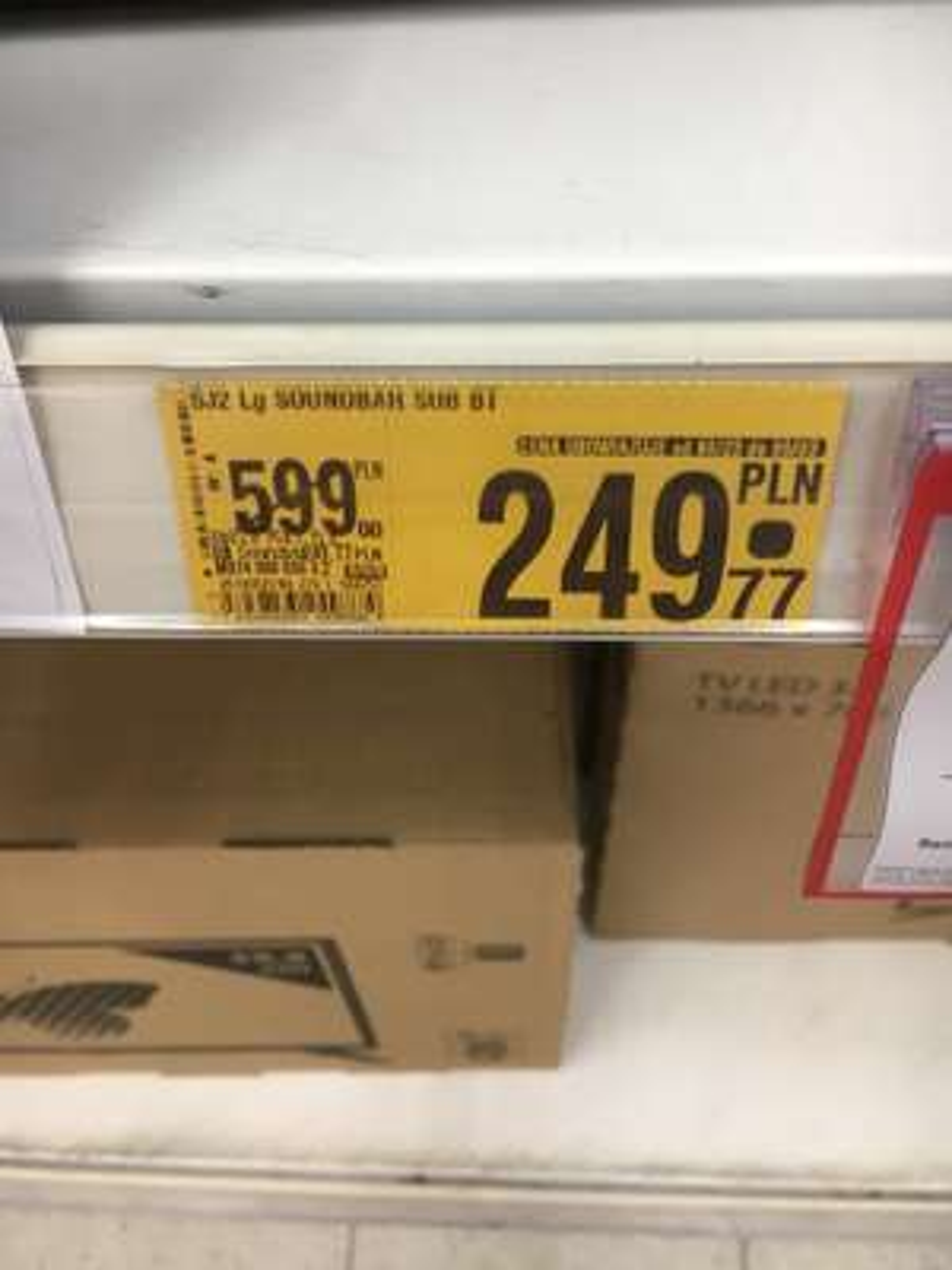Soundbar LG Kielce Auchan