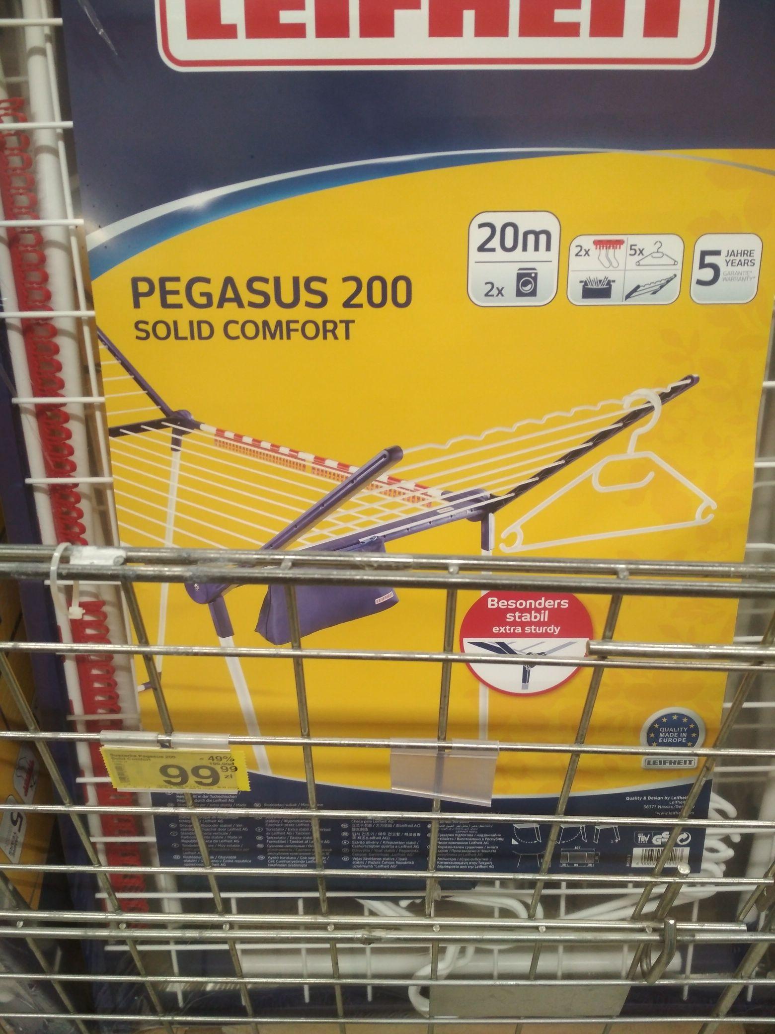 Suszarka Leifheit Pegasus 200
