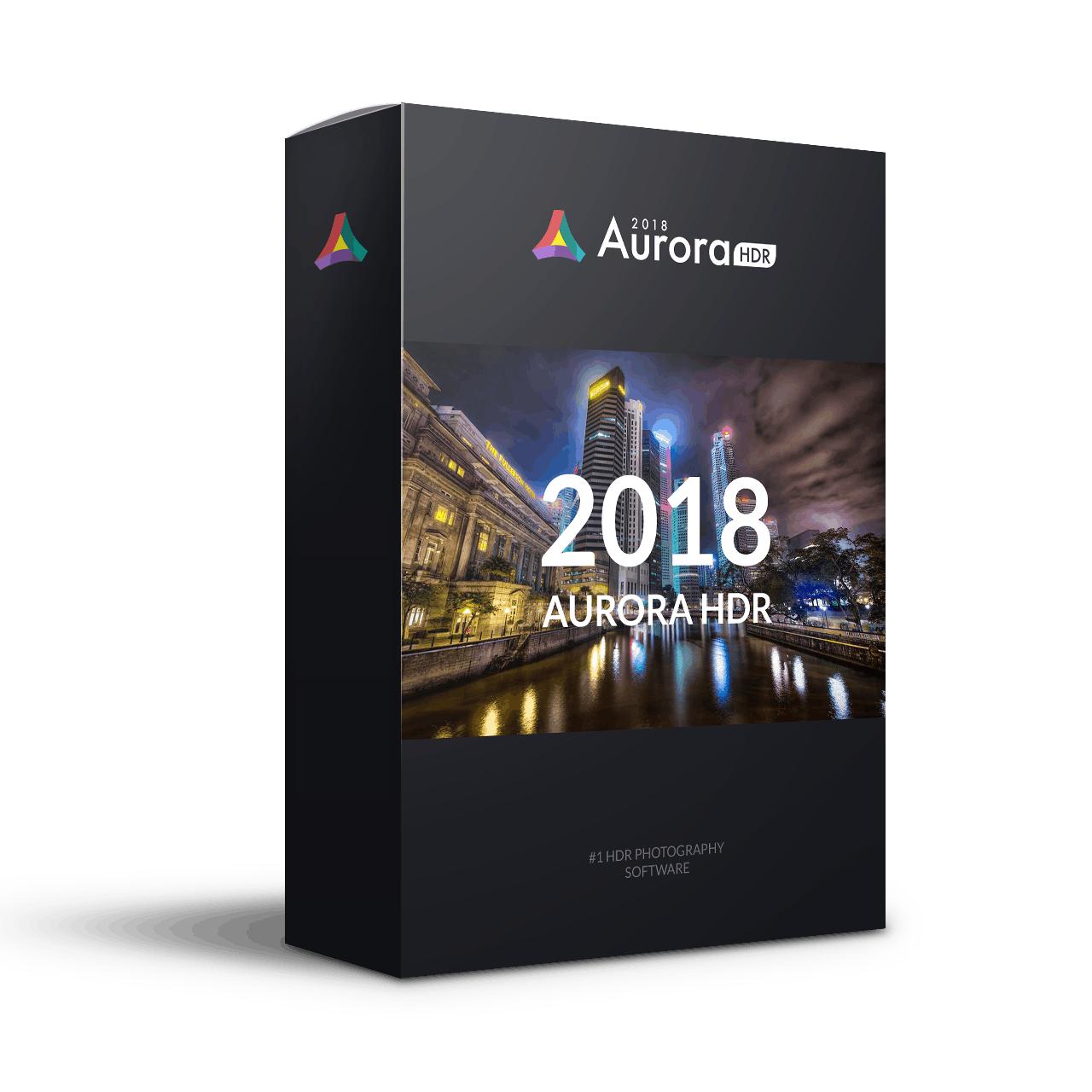 Aurora 2018 HDR ( Mac OS ) ZA DARMO