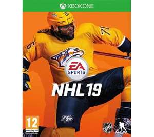 NHL 19 Xbox One/PS4
