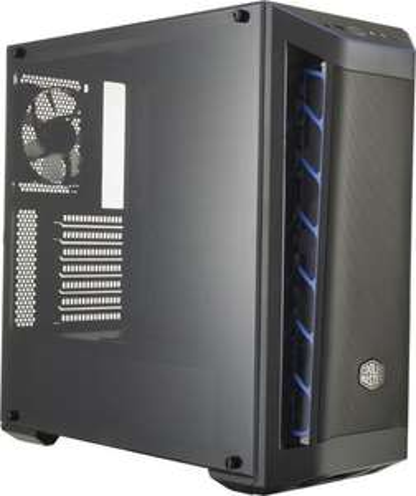 Obudowa komputerowa Cooler Master MasterBox MB511 MidiTower (czarno-niebieski)