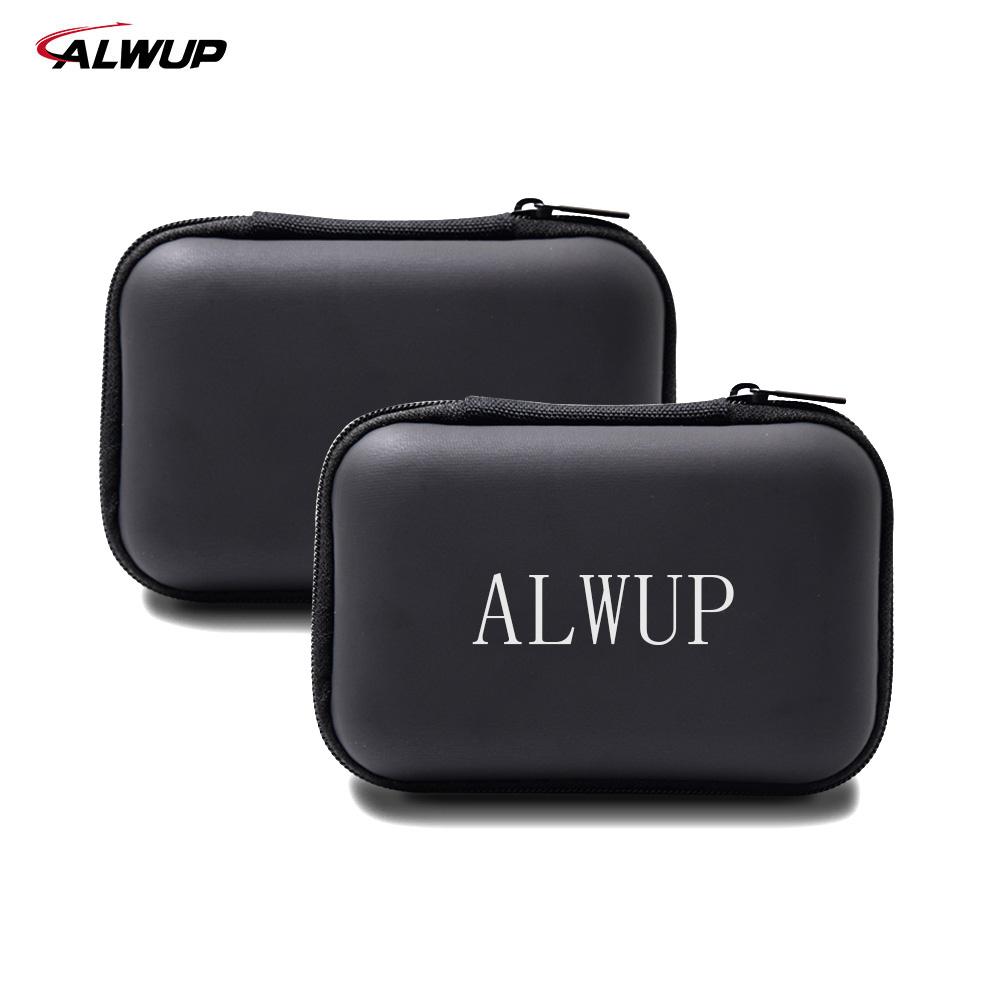 Etui na słuchawki i kabelki z Aliexpress, 0,99$, małe i duże w tej samej cenie