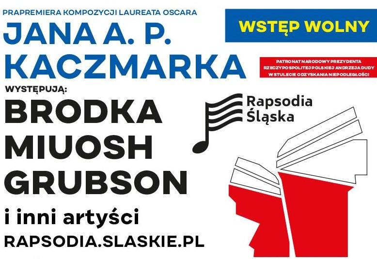 """""""Rapsodia Śląska"""" (Stadion Śląski, Chorzów) widowisko muzyczno-multimedialne"""