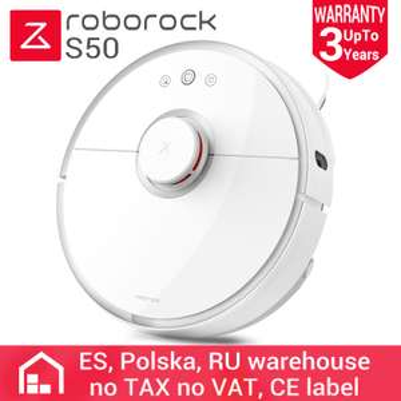 Roborock s50 z polskiego magazynu, szybka dostawa