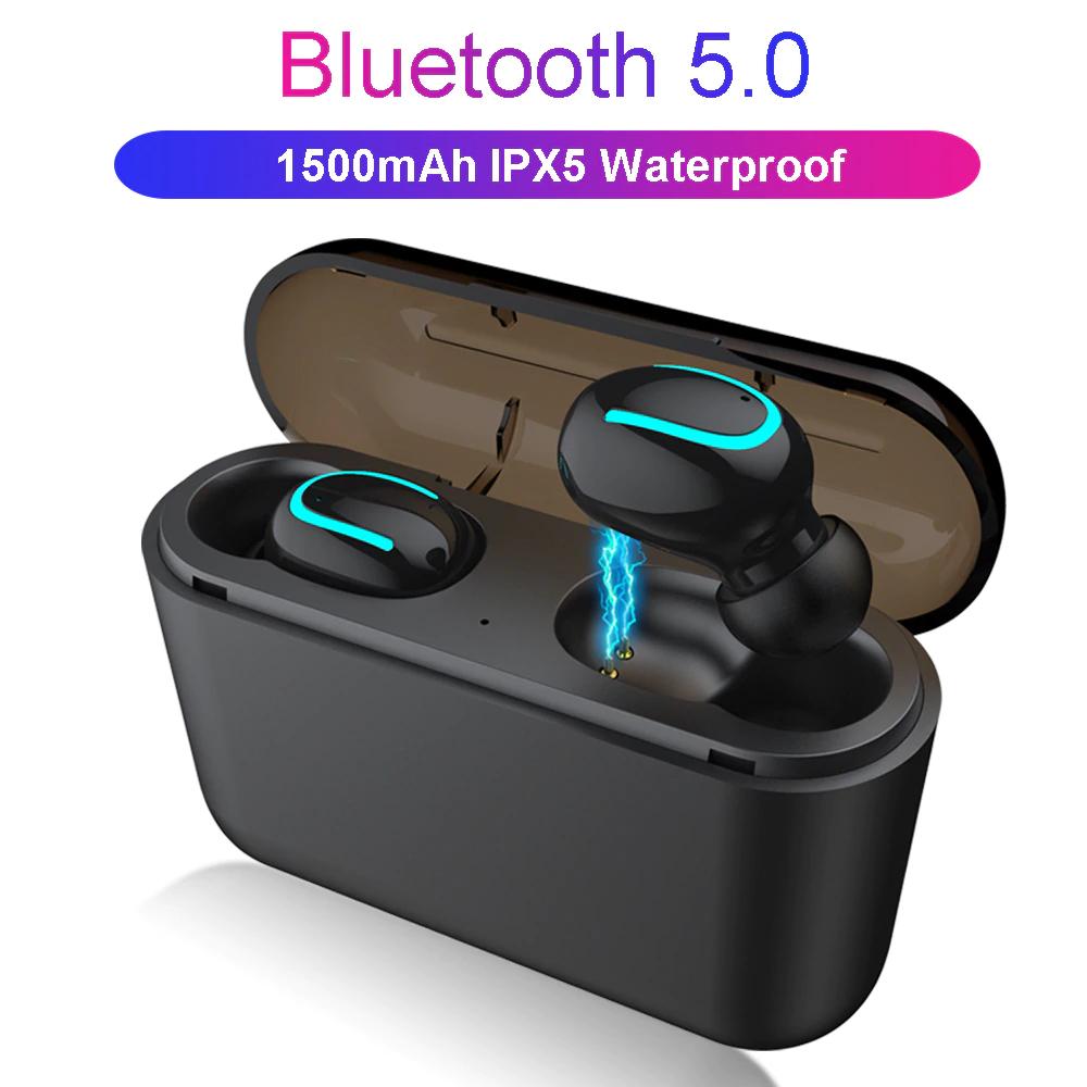 Słuchawki TWS bluetooth 5,0 $14.42