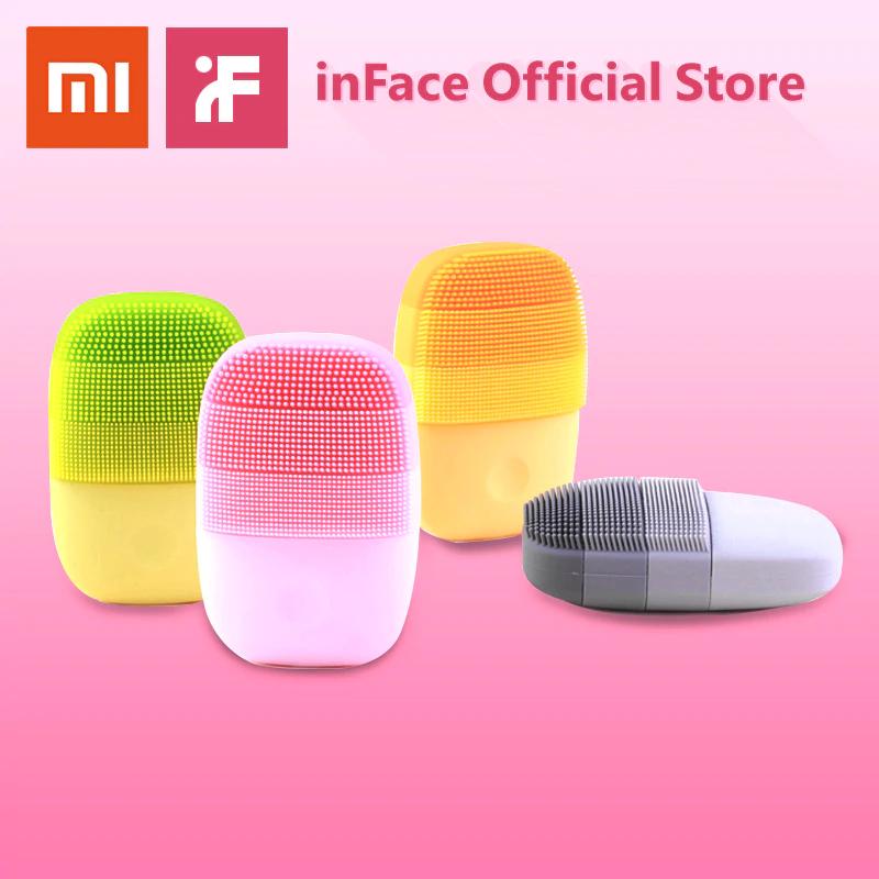Soniczna szczoteczka do twarzy Xiaomi inFace (wysyłka z polskiego magazynu) @ Aliexpress