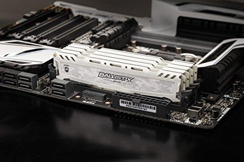 Pamięć DDR4 2x8GB Crucial Ballistix Sport LT 3000 MHz CL15 -  białe