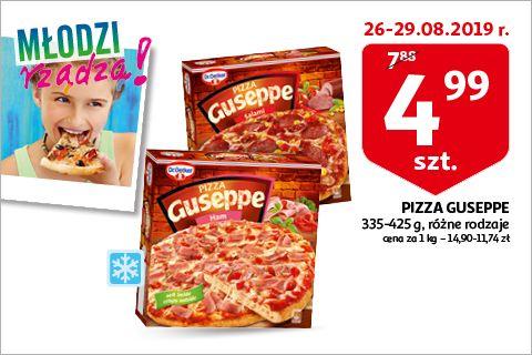 Pizza Guseppe (różne rodzaje) Auchan