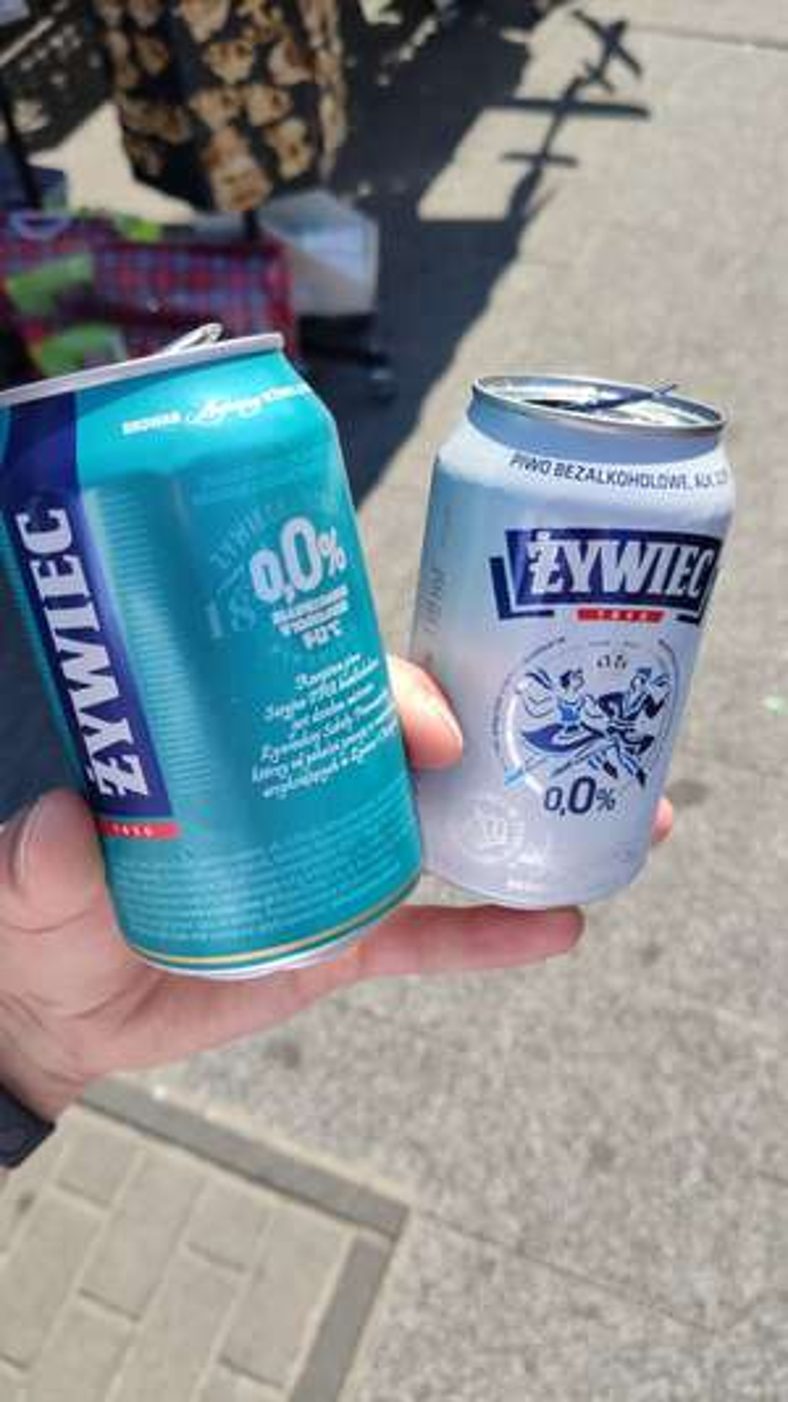 Gdynia - darmowe piwo bezalkoholowe Żywiec