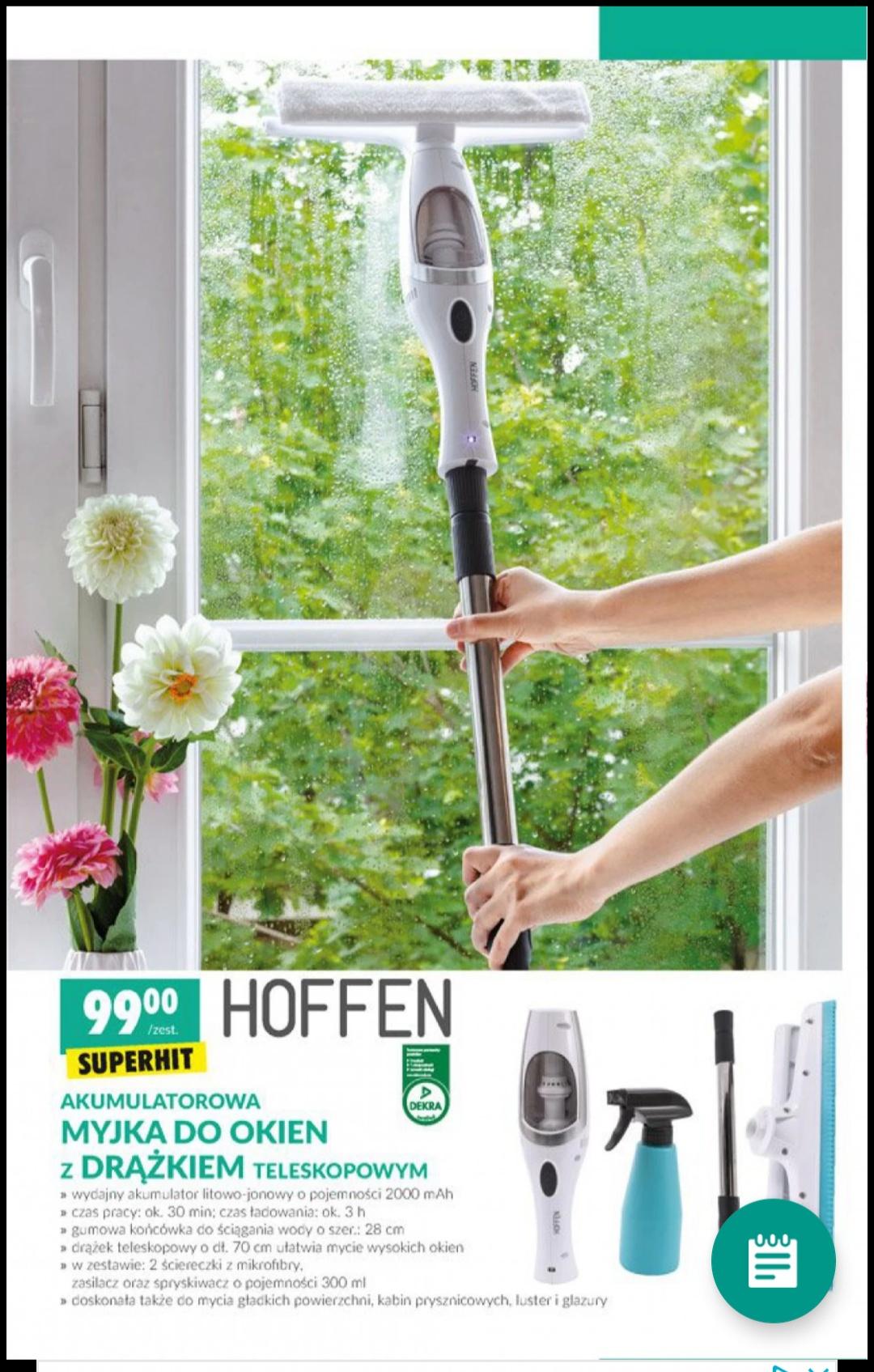 Biedronka promocja na myjkę Hoffen