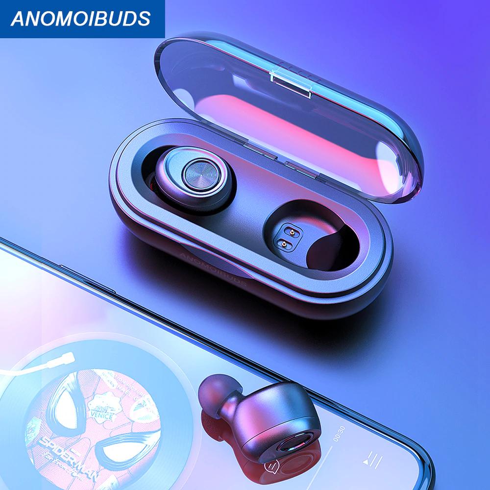 Słuchawki Anomoibuds Capsule TWS