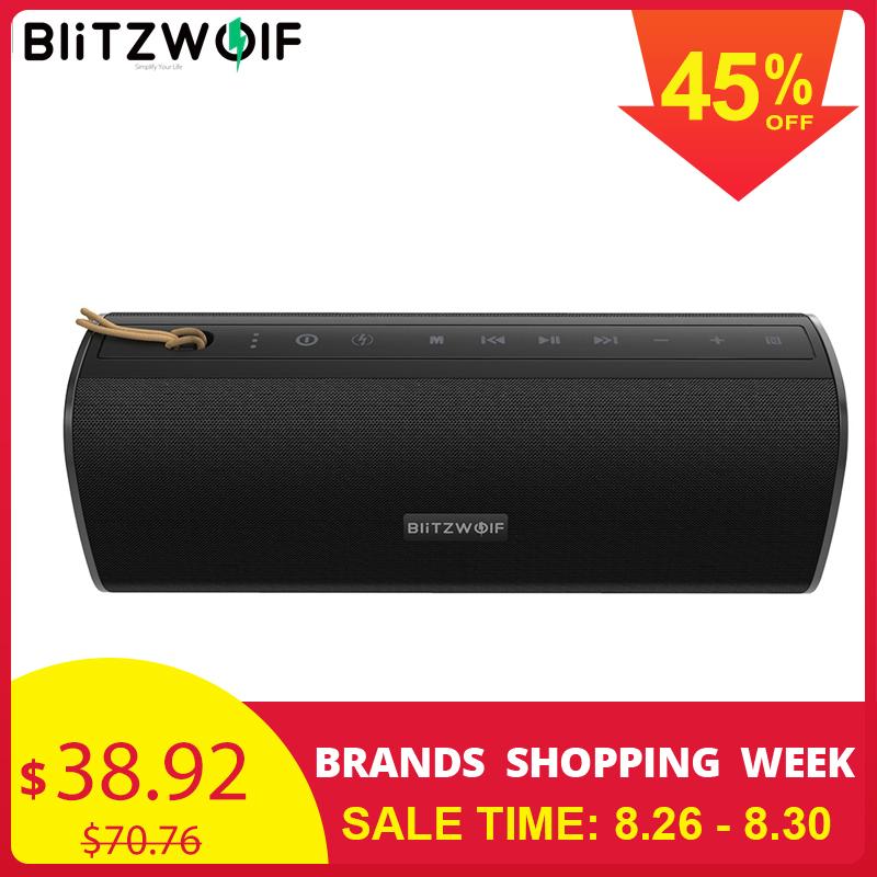 Głośnik BT Blitzwolf BW-WA2 AliExpress