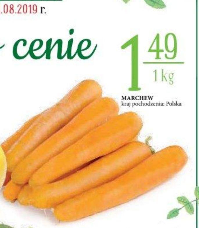 Marchew - cena 1,49 zł/kg - E.Leclerc