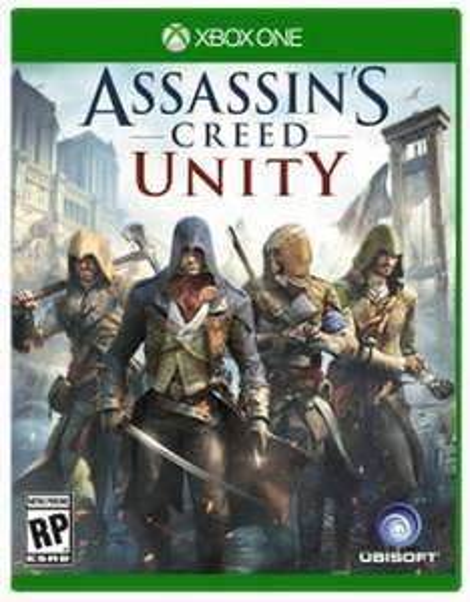 Assassin's Creed Unity Xbox One - cyfrowa @ cdkeys