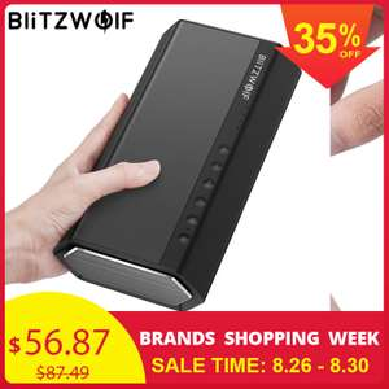 Głośnik Bluetooth BlitzWolf BW-AS2 40W 5200mAh