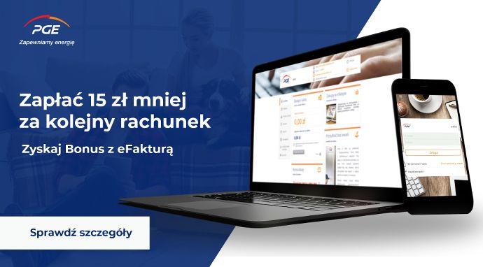 15 zł za zgodę na efakture od PGE