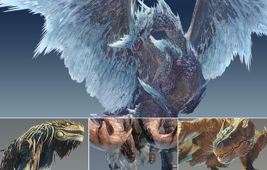 Zapowiedź finalnej bety Monster Hunter World: Iceborne na PS4 i Xbox One