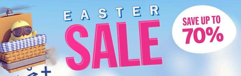 Wielkanocna wyprzedaż gier na PlayStation Store! Ponad 300 tytułów!
