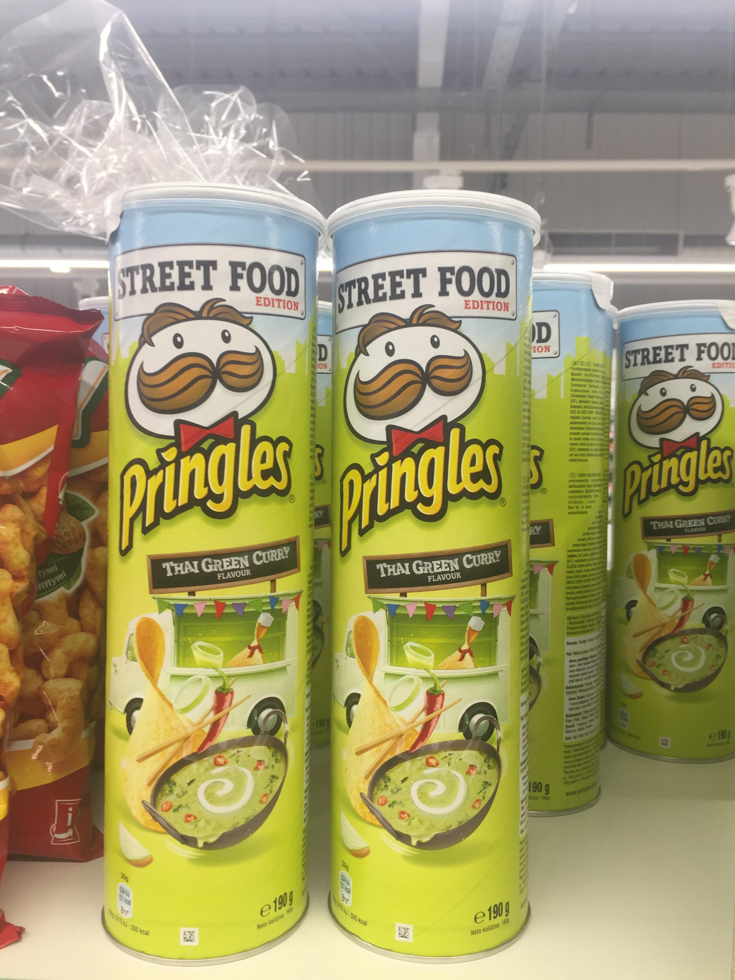 Pringles 190g
