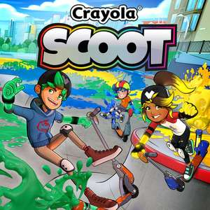 Crayola Scoot Nintendo Switch