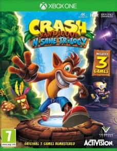 Crash Bandicoot N. Sane Trilogy Xbox One/PS4
