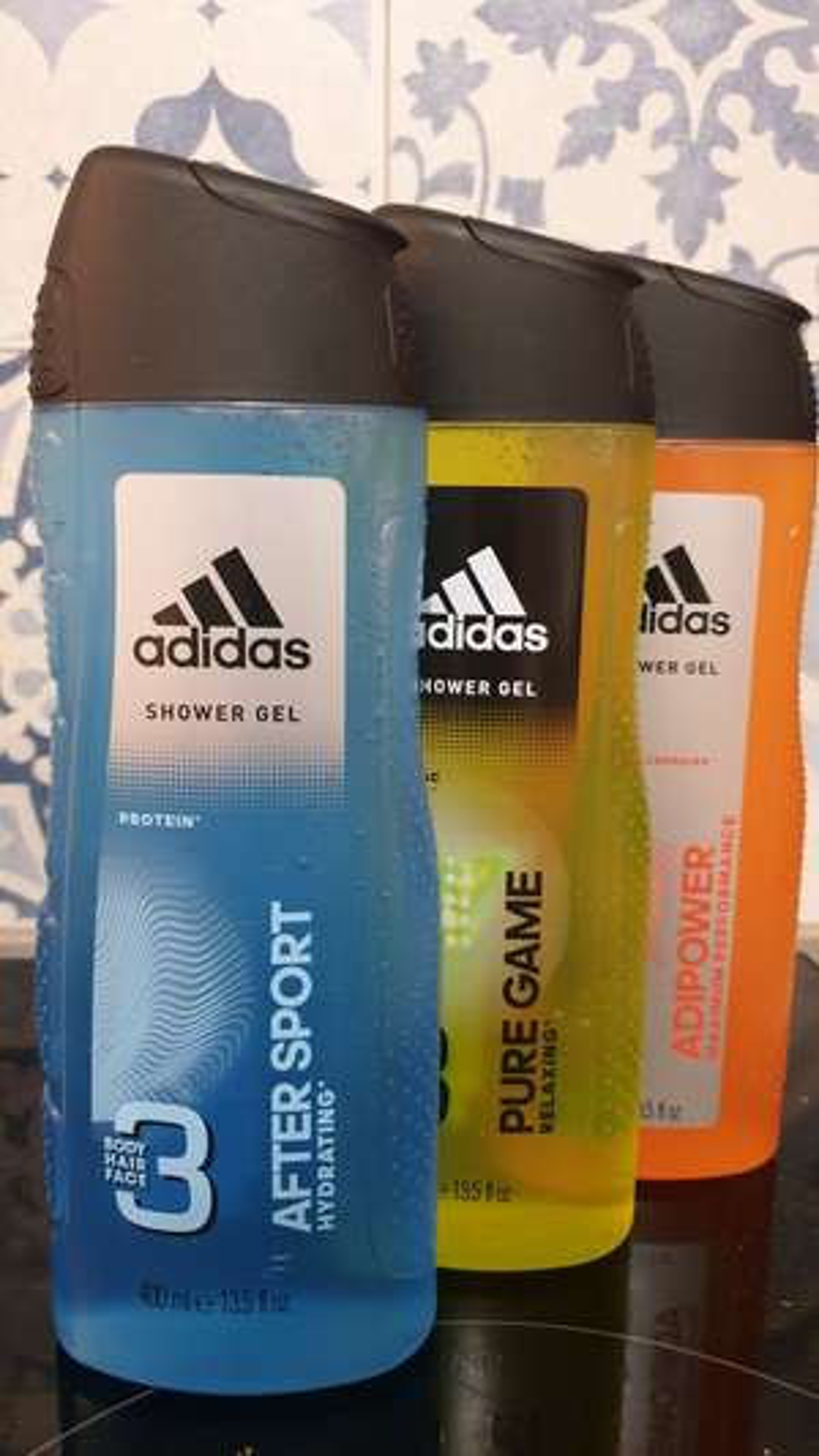 Adidas Żel pod prysznic 400ml - Różne rodzaje - Biedronka