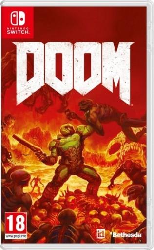 Doom na Nintendo Switch darmowa wysyłka smart