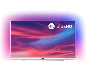 """Telewizor Led 65"""" Philips 65PUS7304/12 (2019r), 4K, Android, Smart, PPI1700, HDR +, Ambilight"""