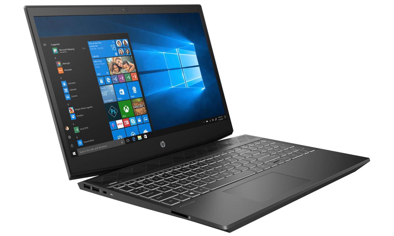 Laptop HP Pavilion Gaming i5-8300h GTX 1050Ti SSD 240 + HDD 1TB MOŻLIWE 2949