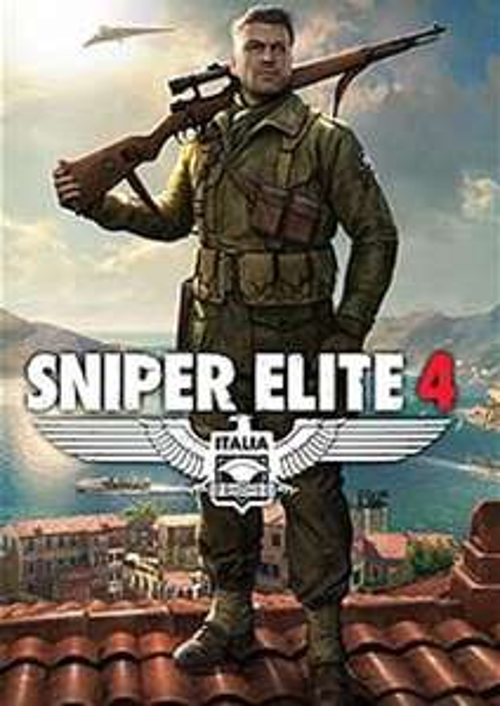 Sniper Elite 4 PC KLUCZ
