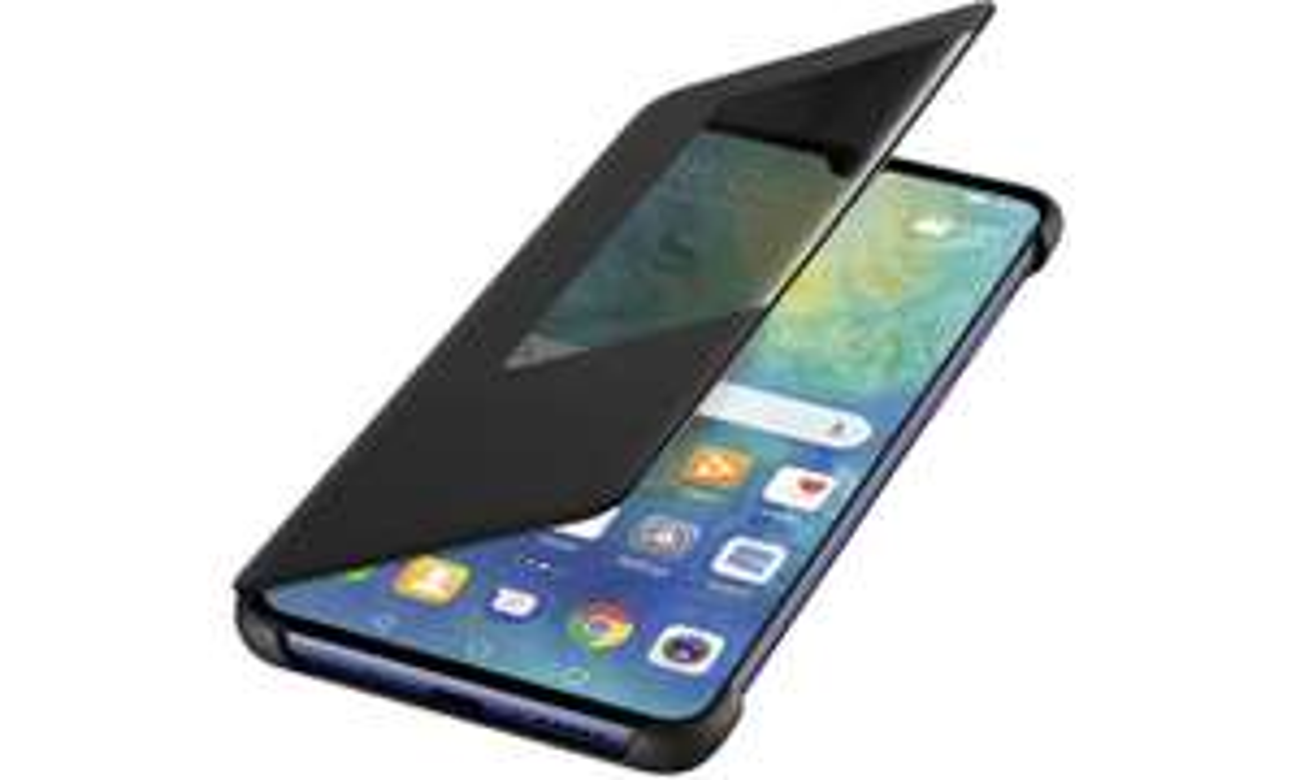 X-Kom Huawei Etui z Klapką Typu Smart do Huawei Mate 20 czarny.