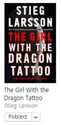 E-book: The Girl With the Dragon Tattoo (eng) za darmo @ iTunes