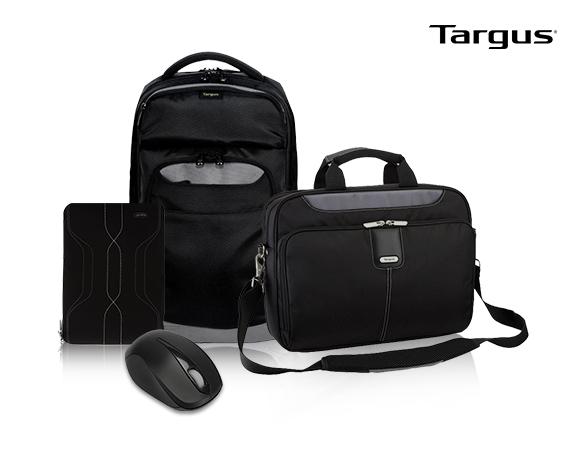 Torby, plecaki lub etui Targus z myszą bezprzewodową Gratis @ X-kom