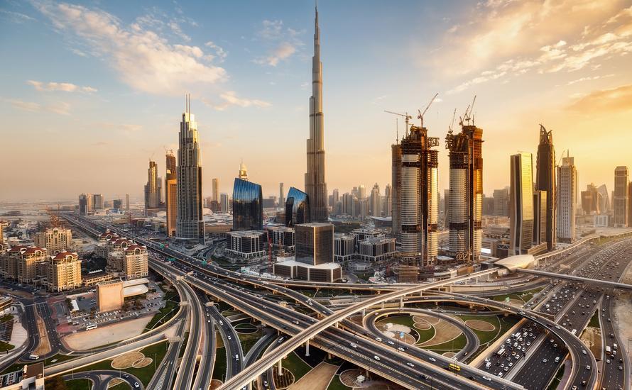 WizzAir - tanie loty do Dubaju z Katowic