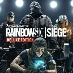 Tom Clancy's Rainbow Six Siege Deluxe Edition PS4/Xbox One