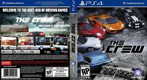 THE CREW PS4 @ Muve