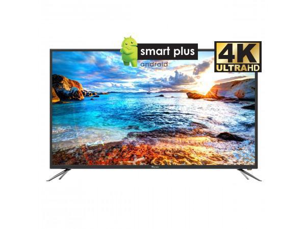 "Telewizor 50"" 4KUHD SKYMASTER 50SUA2505, Android, WiFi, Smart, 3xHDMI, USB"