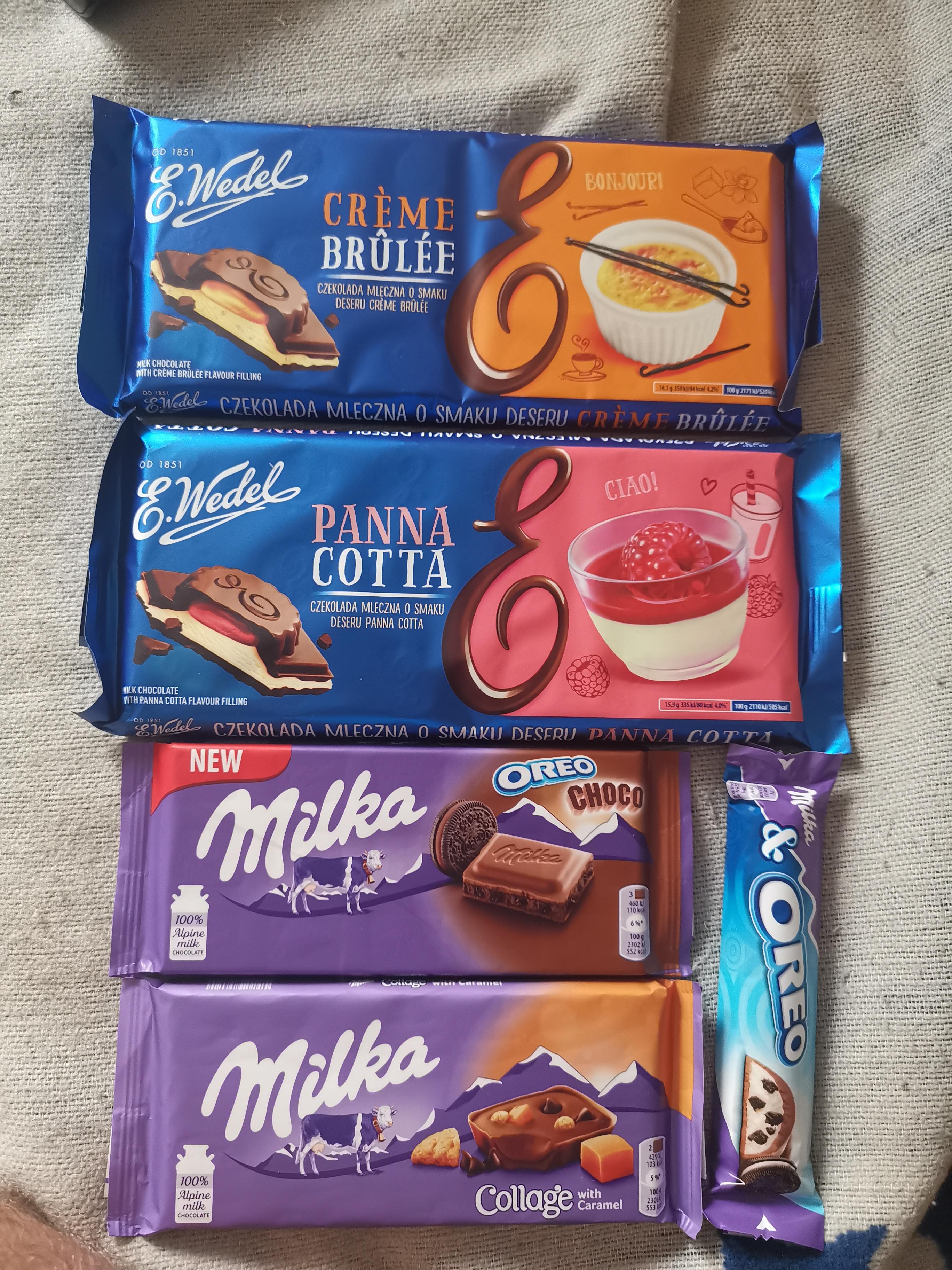 Wybrane czekolady oraz batony Milka nawet z 50% rabatem w Carrefour Warszawa Targówek